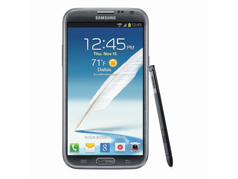 Rýchly servis mobilov Samsung Galaxy Note 2