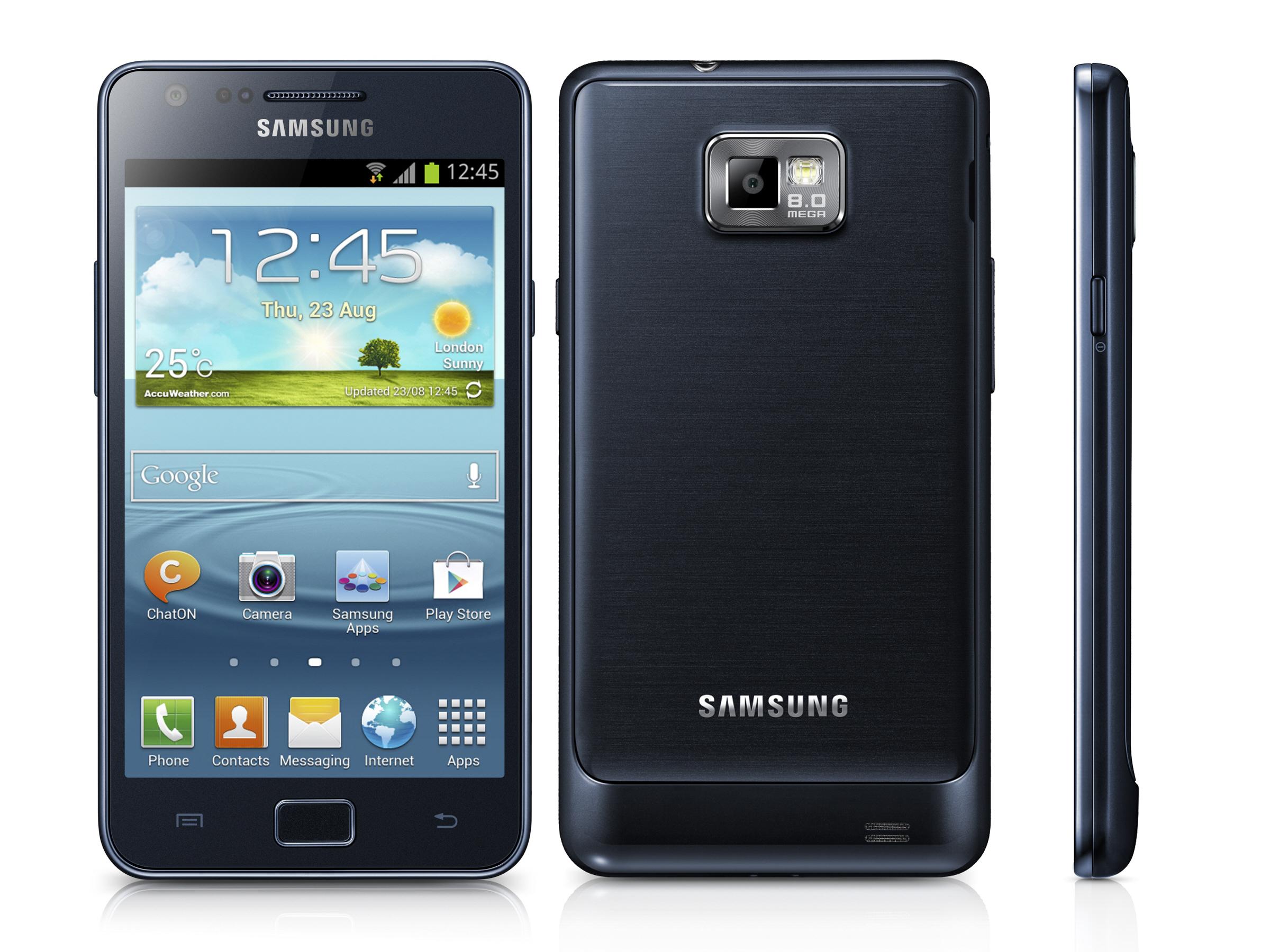 Rýchly servis mobilov Samsung Galaxy S2