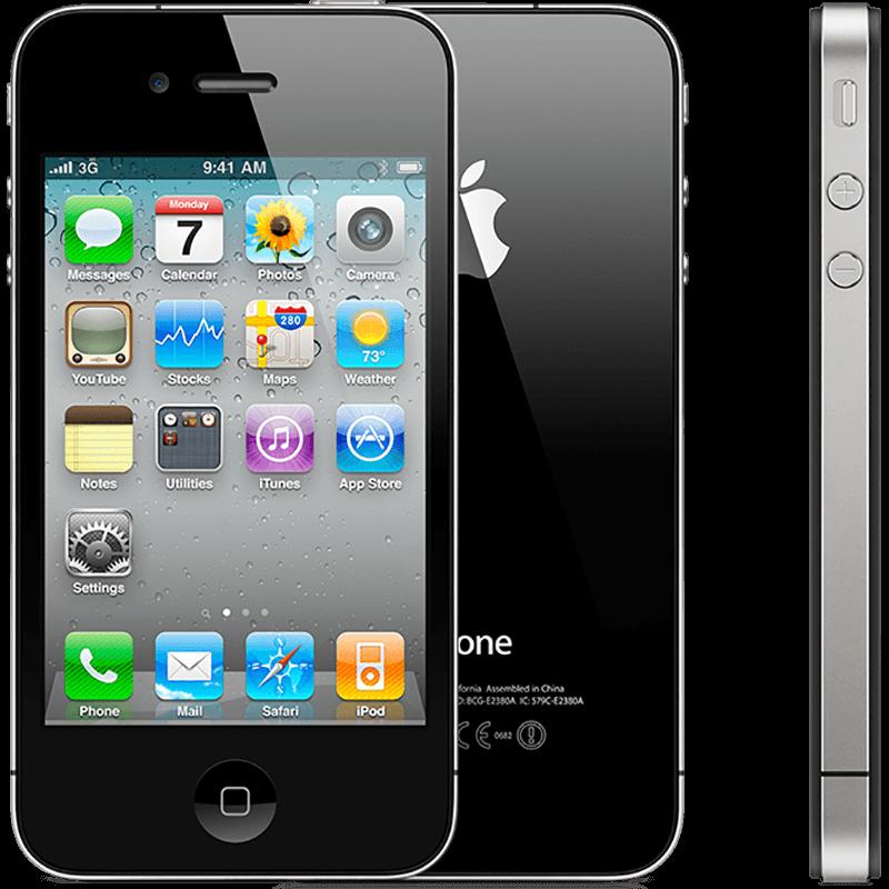 Náhradné diely pre iPhone 4