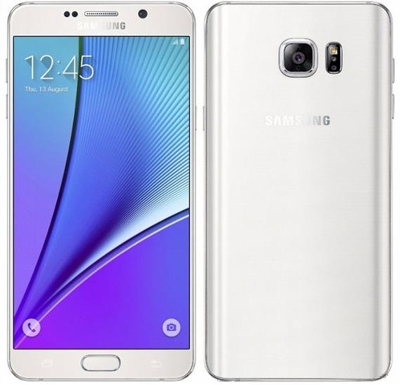 Rýchly servis mobilov Samsung Galaxy Note 5