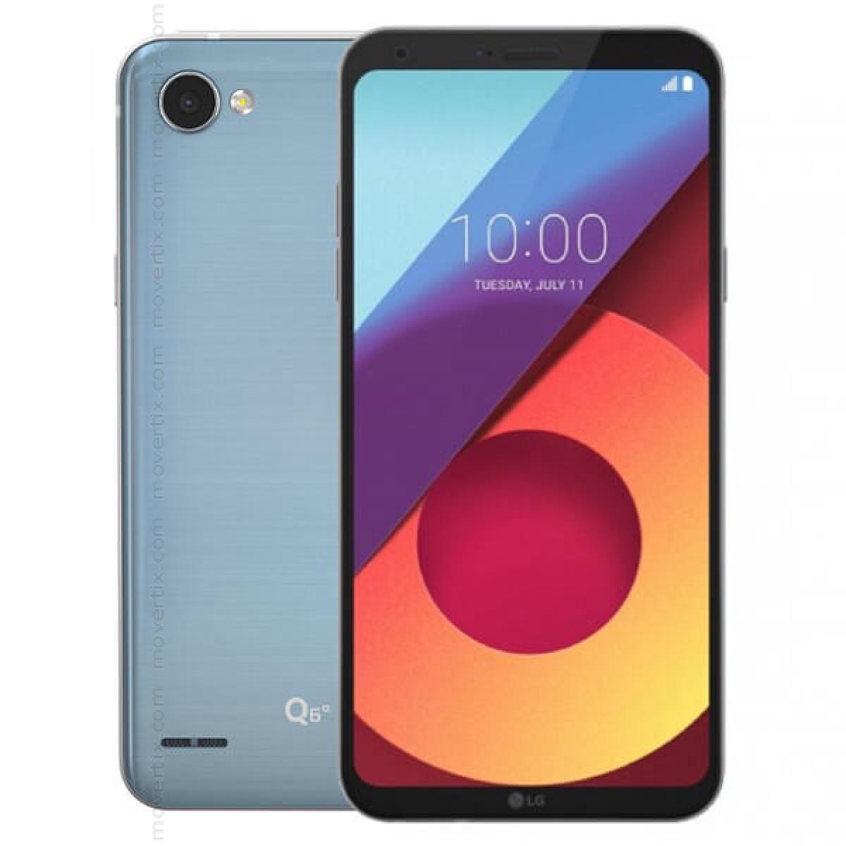 Rýchly servis mobilov LG Q6