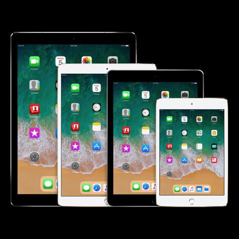 Náhradné diely pre Apple iPad