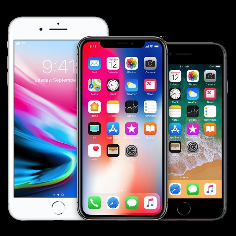 Náhradné diely pre Apple iPhone