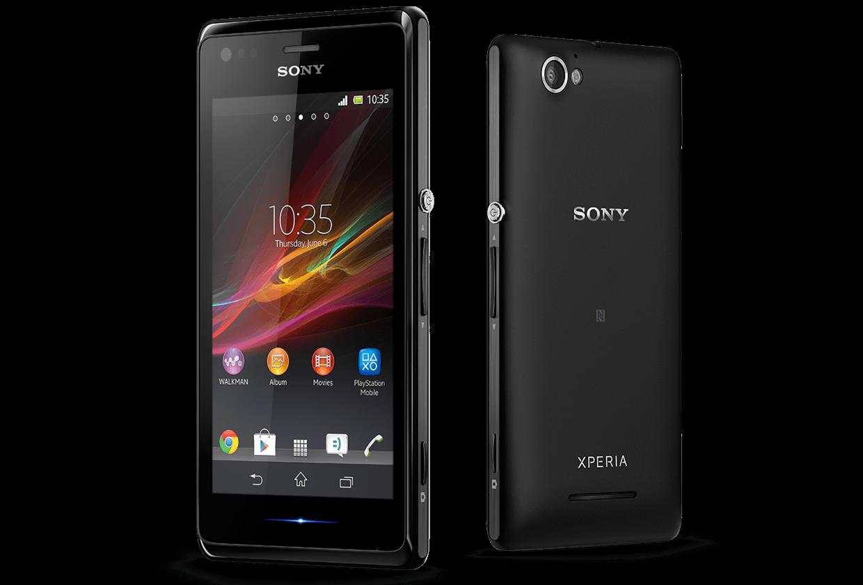 Sony Xperia M - Rýchly servis mobilov