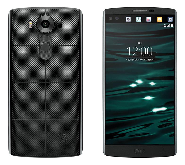 Rýchly servis mobilov LG V10