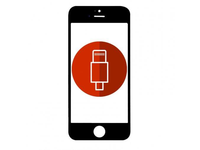 Výmena nabíjacieho konektora - iPhone 7+