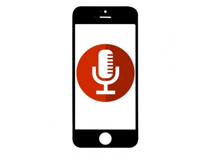 Výmena terciálneho mikrofónu - iPhone 7+