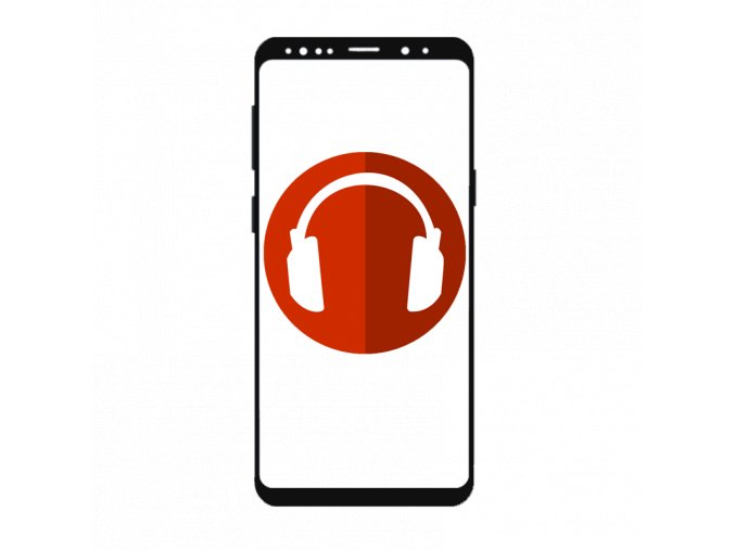 Výmena slúchadla - Galaxy S7