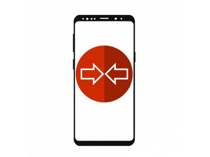 Výmena stredového rámu - Galaxy S6 EDGE Plus