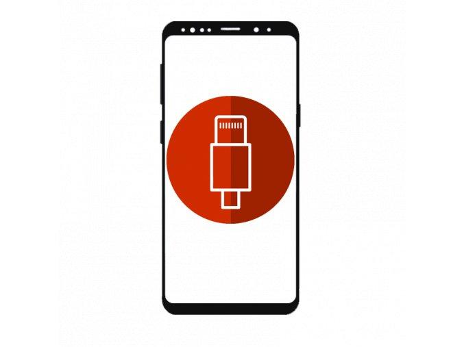 Výmena nabíjacieho konektora - Galaxy S6 EDGE Plus