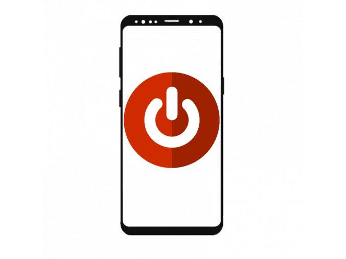 Výmena zapínacieho tlačidla - Galaxy S6 EDGE
