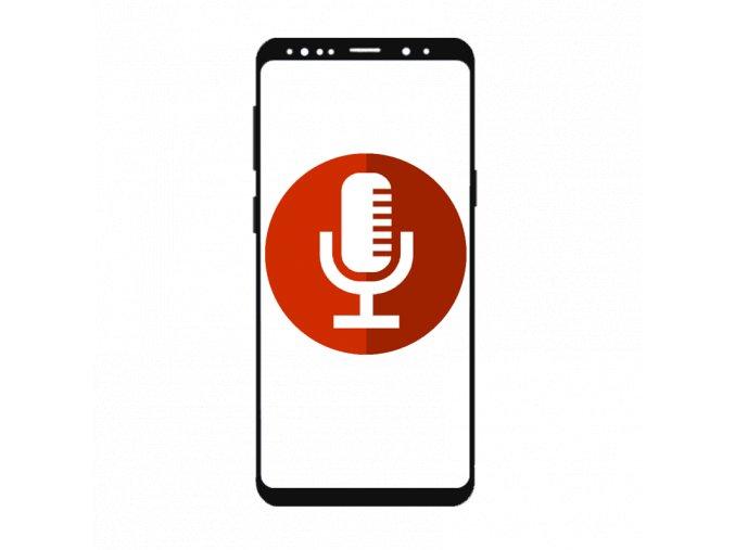 Výmena mikrofónu - Galaxy S6