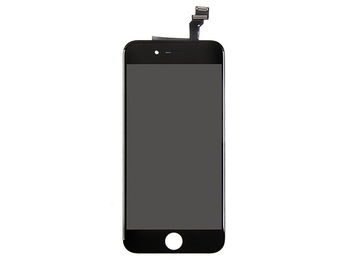 Apple iPhone 6 - LCD displej a dotyková plocha - Refurbish (Black)