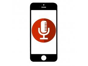 Výmena sekundárneho mikrofónu - iPhone 7+