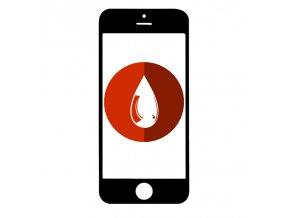 """Čistenie oxidácie """"poškodenia vodou"""" - iPhone 7+"""