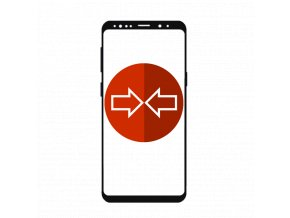 Výmena stredového rámu - Samsung Galaxy Note 2