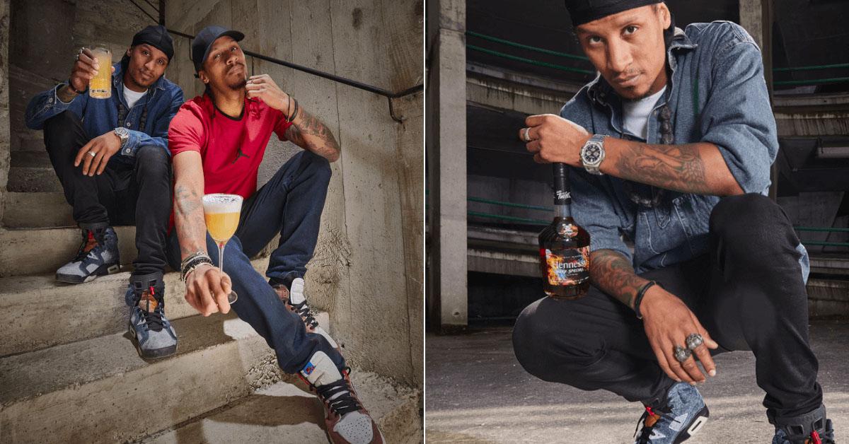 Limitka od Hennessy na vlně freestylu
