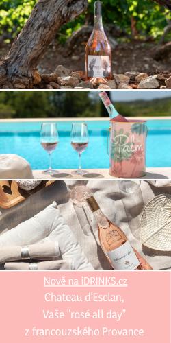 "Chateau d'Esclan, Vaše ""rosé all day"""