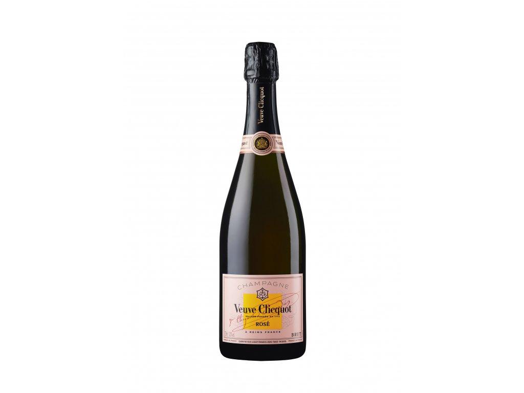 1027902 Veuve Clicquot Brut Rosé 75cl.