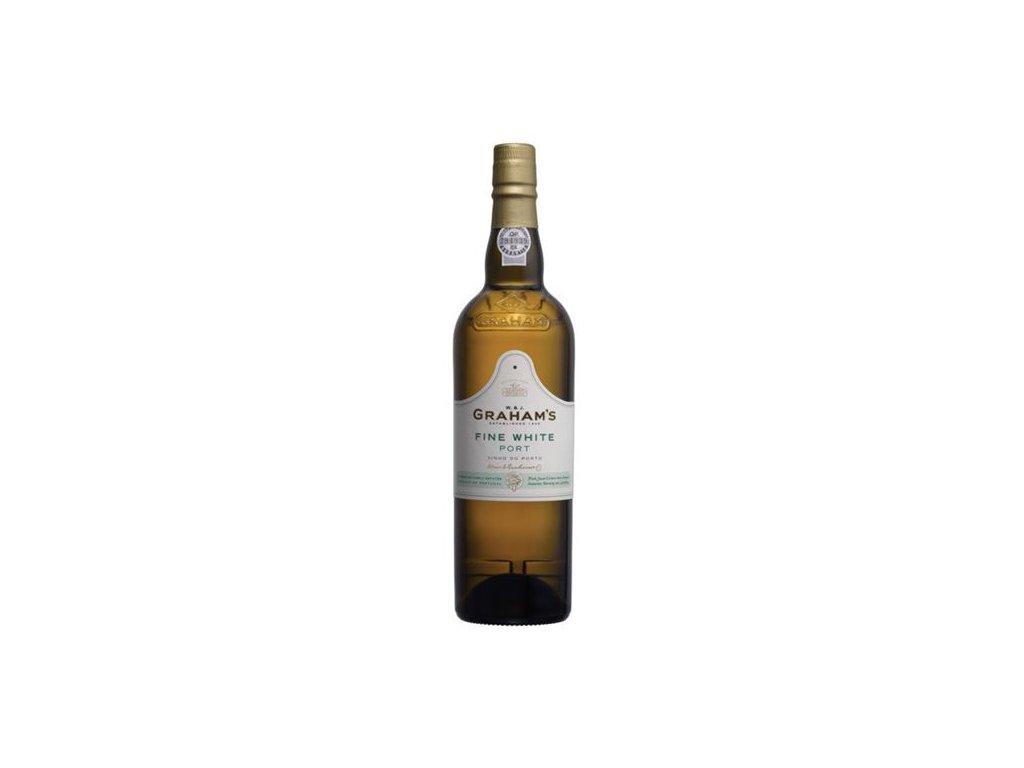 Grahams Port Wine White 20% 0,75l