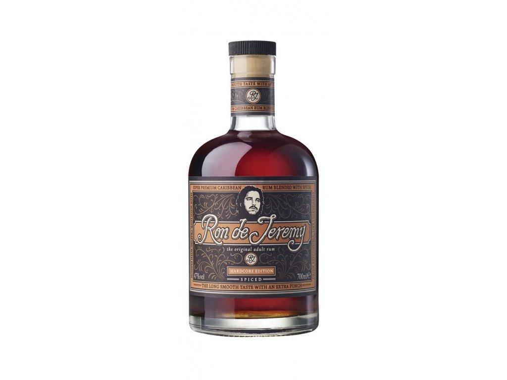 Ron De Jeremy Spiced Rum Hardcore 0,7 l 47%