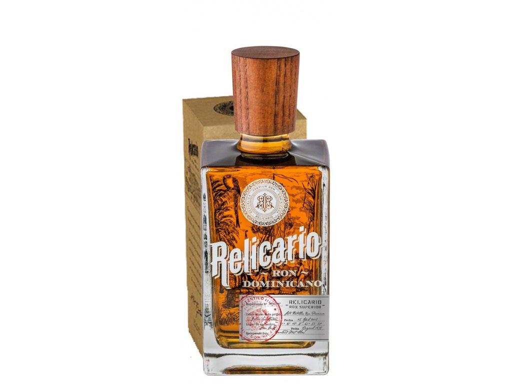 Ron Relicario Solera v dárkové krabičce 0,7 l 40%