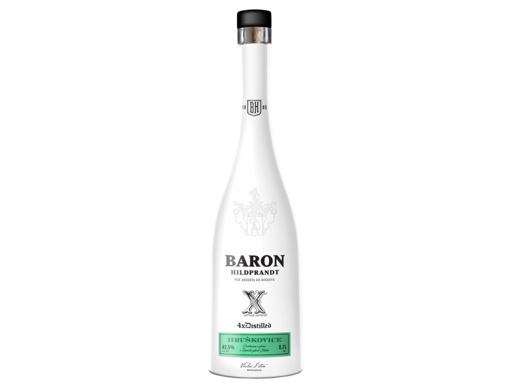 Baron Hildprandt Hruškovice 0,7 l 42,5%