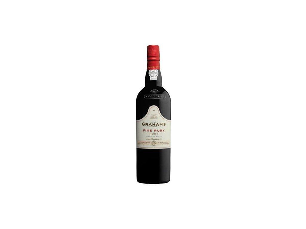 Grahams Port Wine Ruby 19% 0,75l