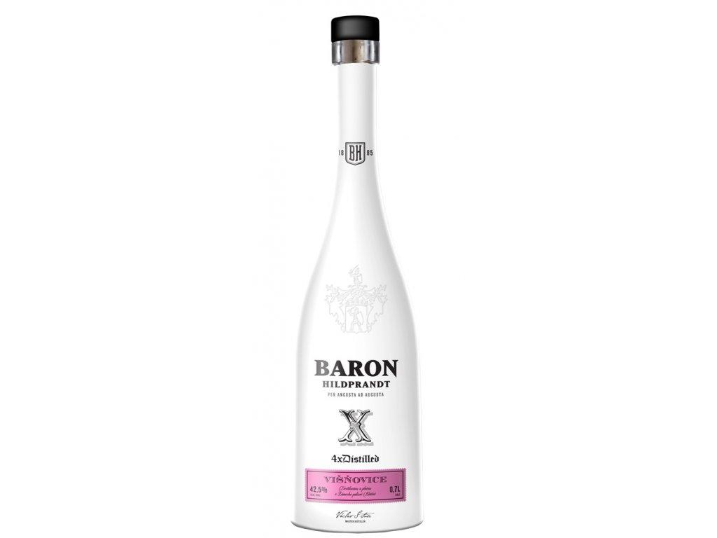 Baron Hildprandt Višňovice 0,7 l 42,5%