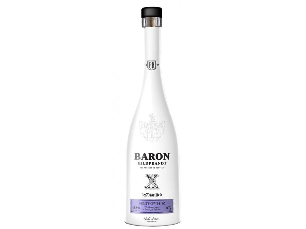 Baron Hildprandt Slivovice 0,7 l 42,5%