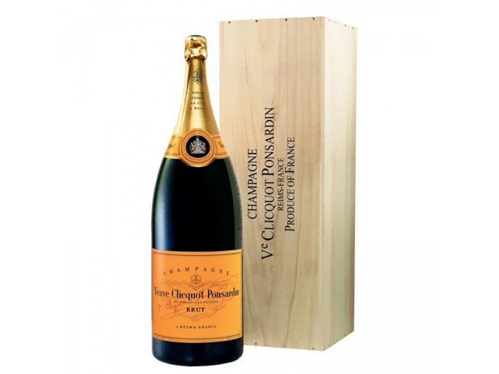 veuve clicquot ponsardin brut champage 1