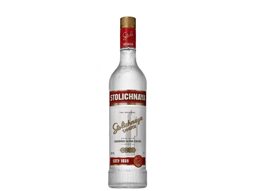 Stolichnaya Vodka Original 0,7 l 40%