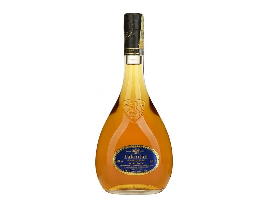 Lafontan Armagnac Selection 0,7 l 40%