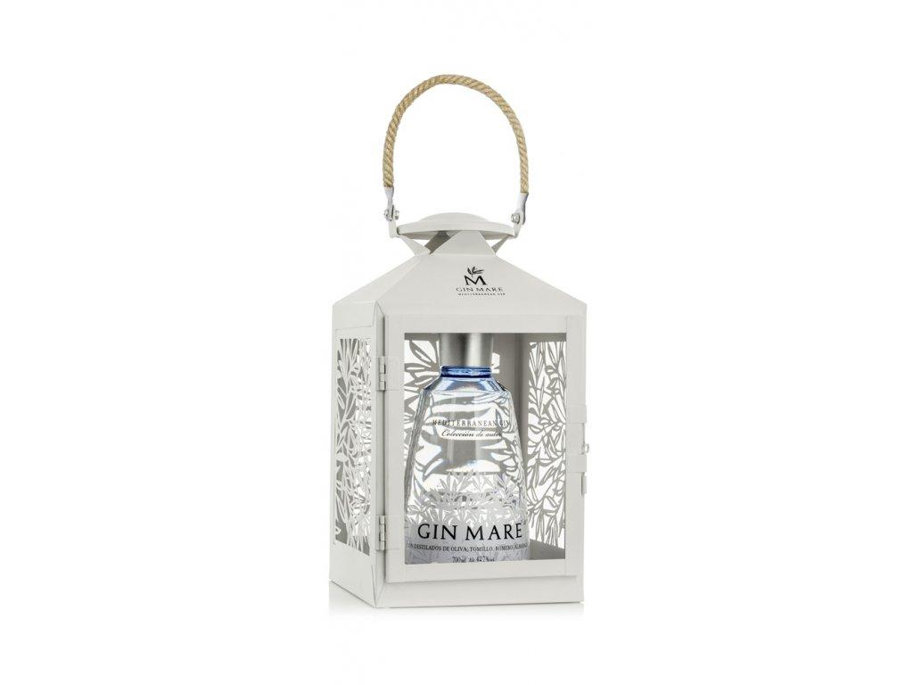 Gin Mare v dárkovém balení Lucerna