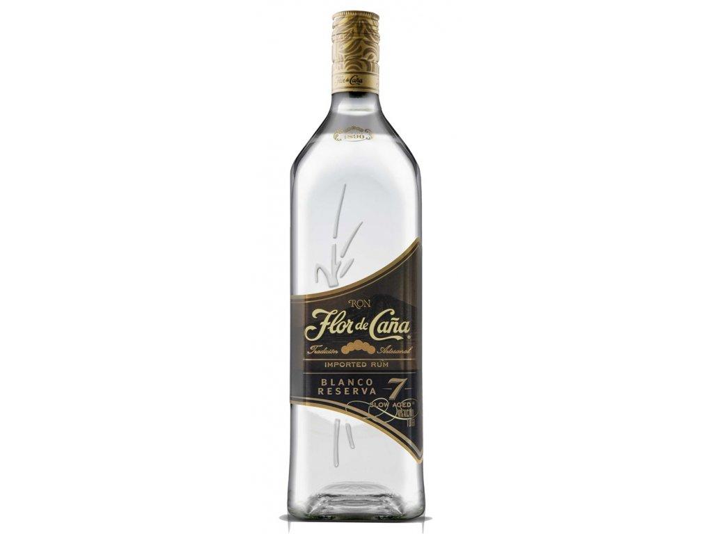 Flor de Cana Blanco Reserva 7YO 0,7 l 40%