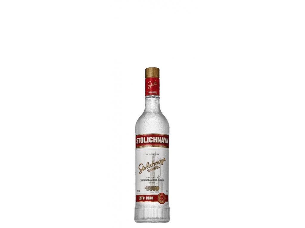 Stolichnaya Vodka Original 0,5 l 40%