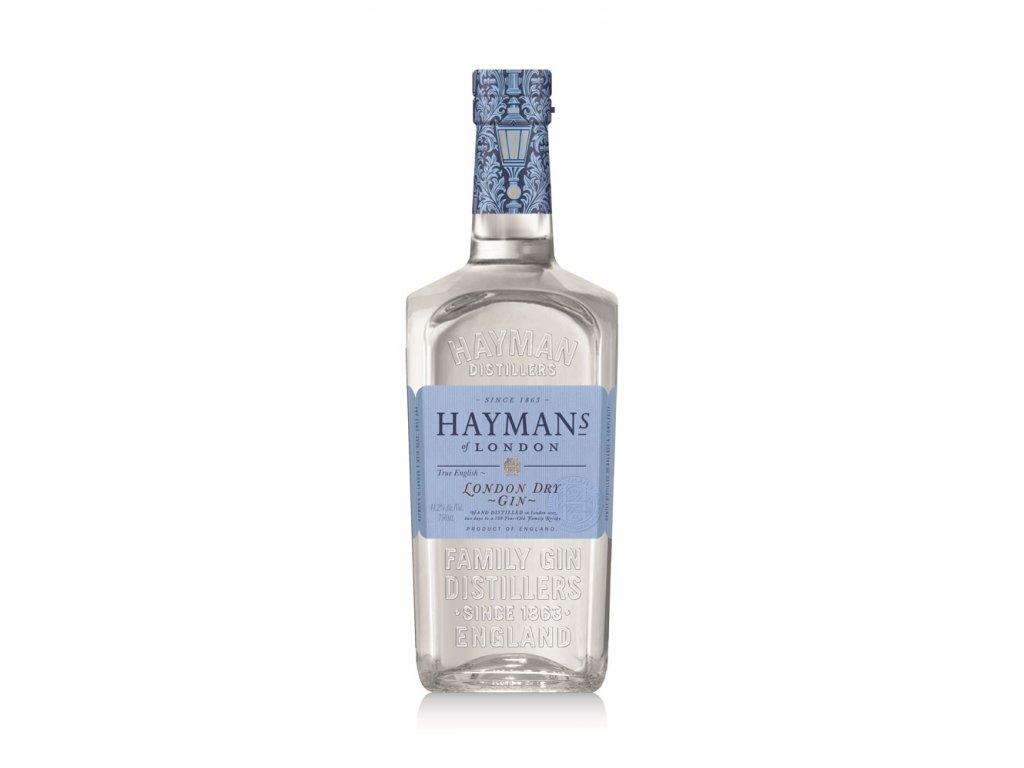 Hayman's London Dry Gin 41,2% 0,7