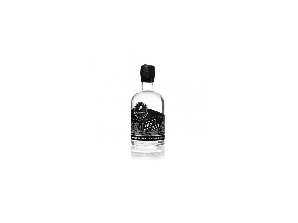 little urban london dry gin 430 05