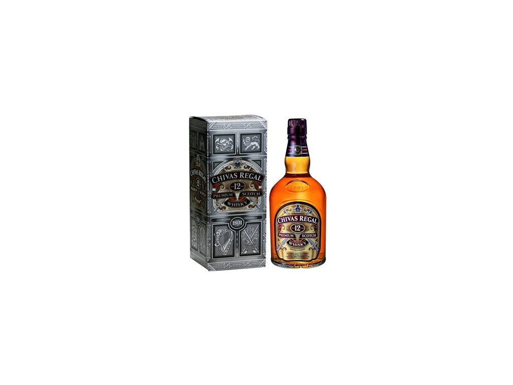 202 chivas regal 12 years old whisky 0 7l 40