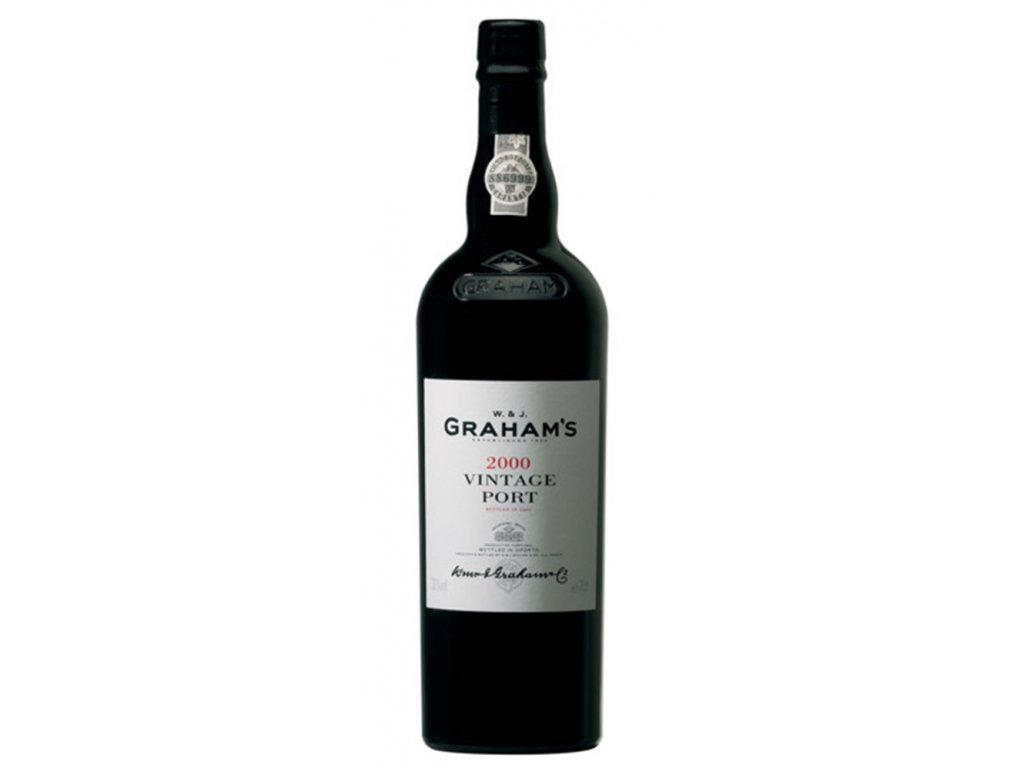 Grahams Port Wine Graham's Vintage 0,75 l 20% 2000