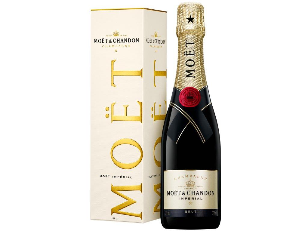 Moët & Chandon Brut Impérial 0,75 l Giftbox Šampaňské