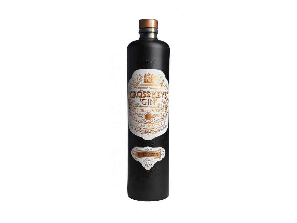 Cross Keys Gin 70cl HighRes (2)