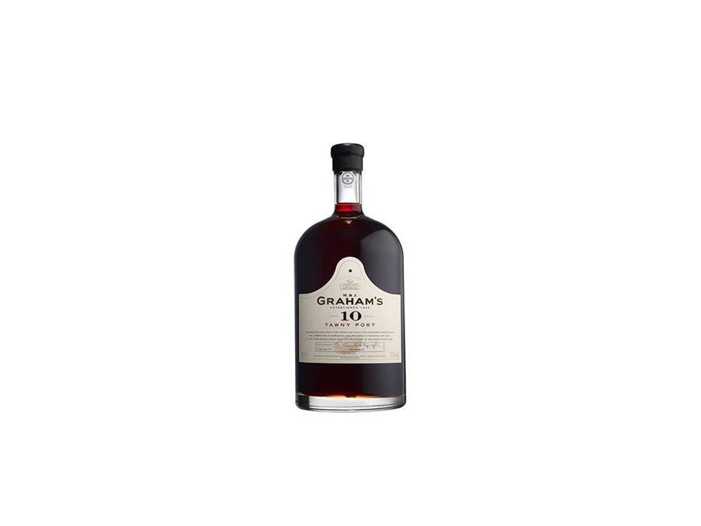Grahams Port Wine Tawny 10 years old 4,5 l  20%