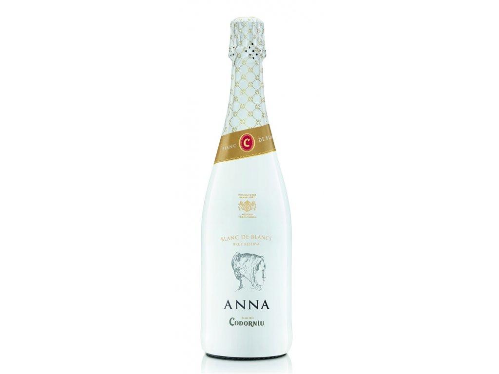 Codorníu Cava Anna de Codorníu Blanc de Blancs MAGNUM 1,5 l 11,5%