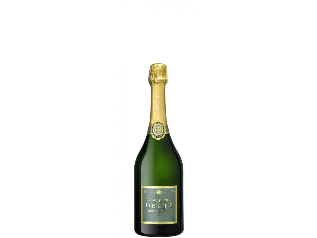Champagne Deutz Brut Classic 0,375 l 12%
