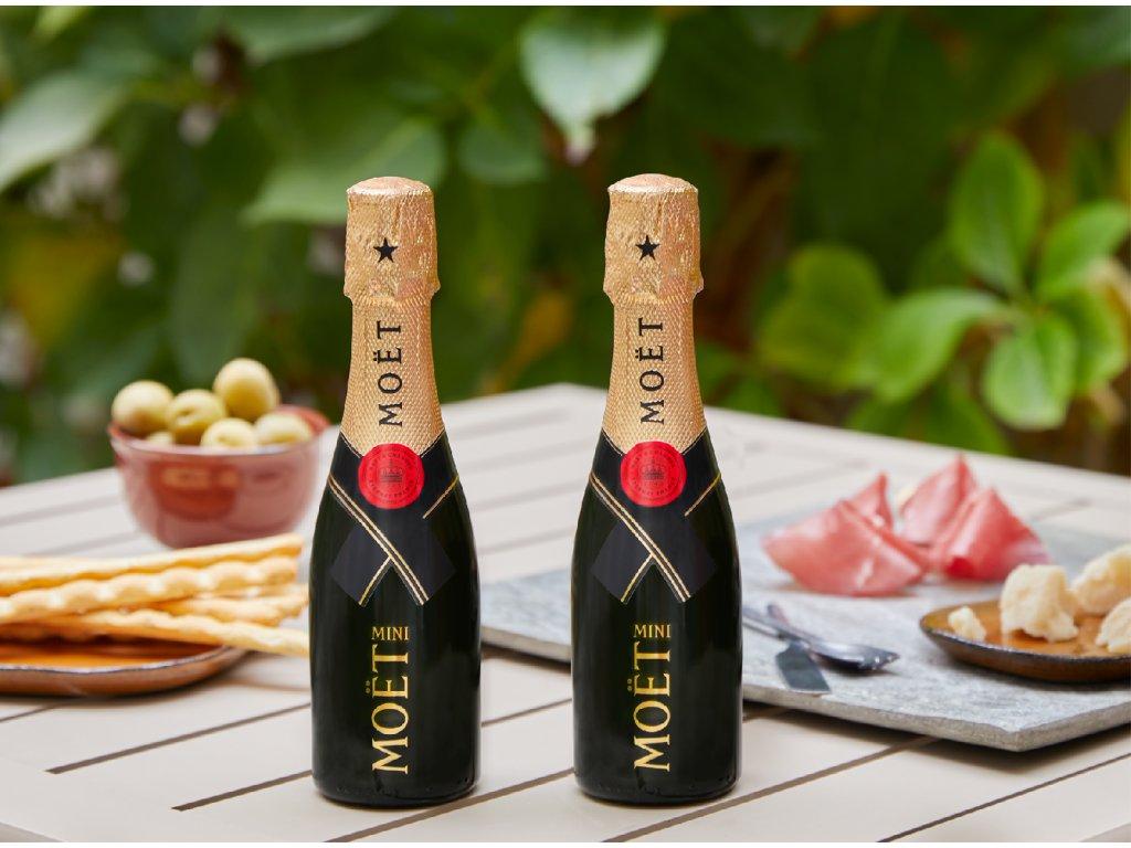 Moët & Chandon Brut Impérial 0,2l Šampaňské