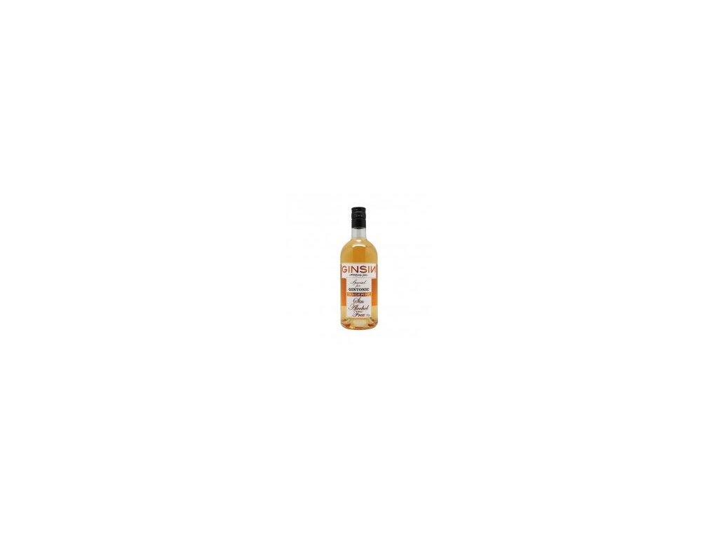 28452 1 ginsin tangerine 0 7l
