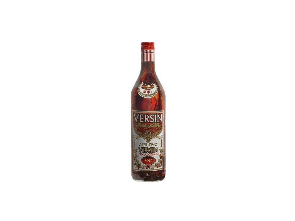 versin vermut sin alcohol