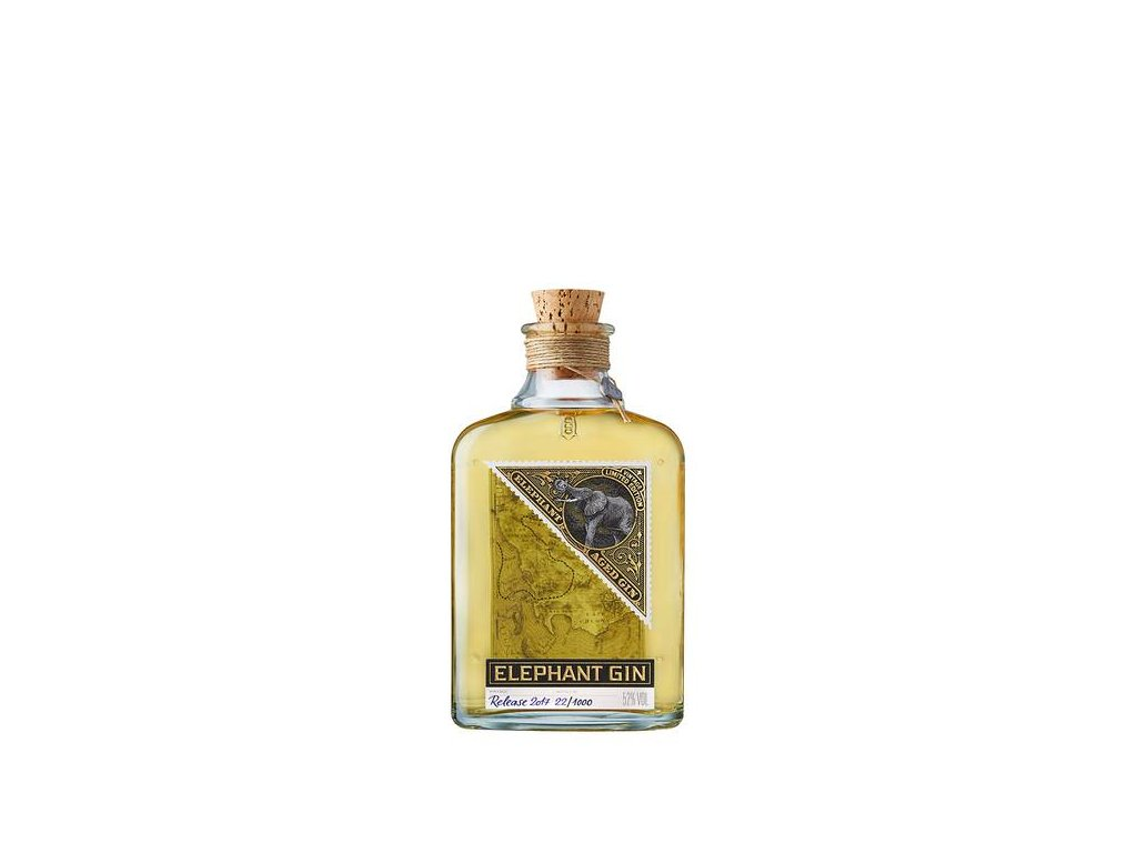 2438 elephant aged gin