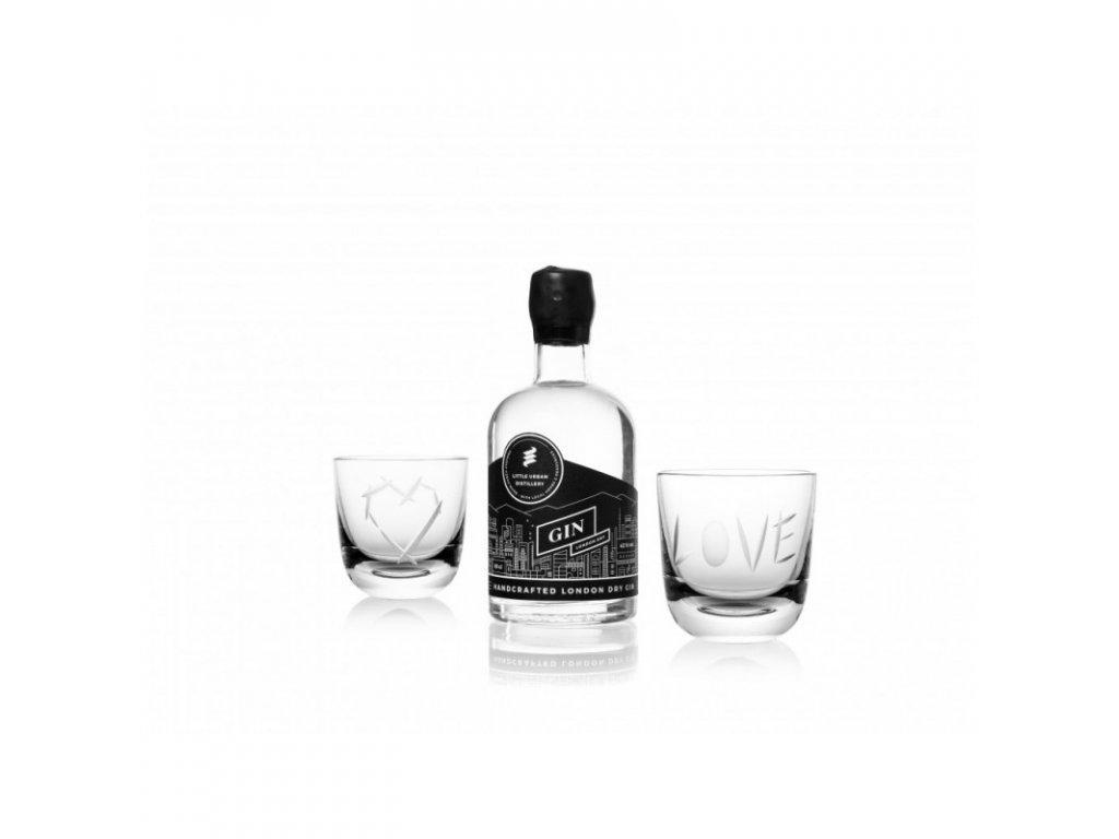 little urban london dry gin 430 05 rueckl love tumbler